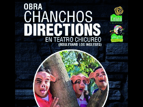 Chanchos Directions